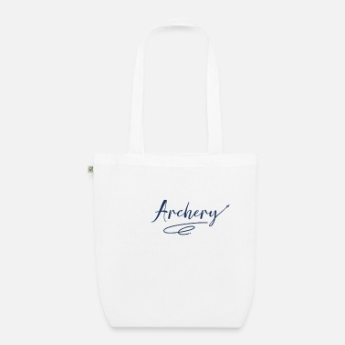 Arrow And Bow bow and arrow - Organic Tote Bag