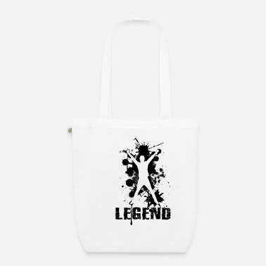 Legend Legend - Organic Tote Bag