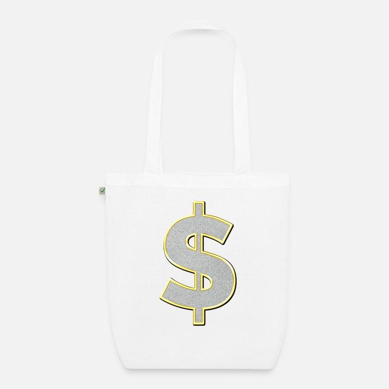 Emotisk dollartegn [̲̅ $ ̲̅ (̲̅ιοο̲̅) ̲̅ $ ̲̅] Skulderveske
