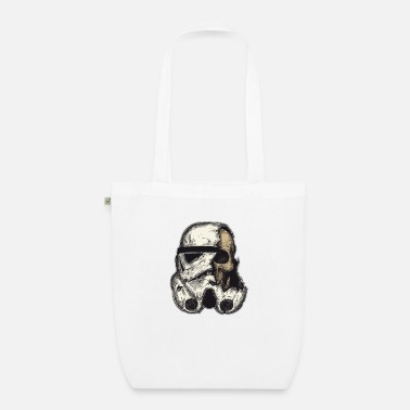 Trooper Death Star Trooper - Borsa di stoffa ecologica