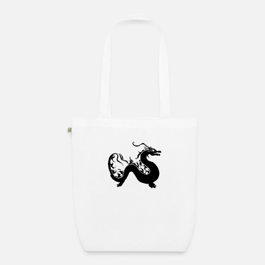 Chinese Dragon Chinese dragon - Organic Tote Bag