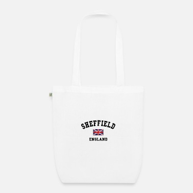 Uk Sheffield England - Organic Tote Bag