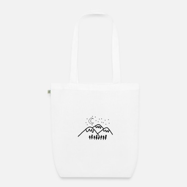 Mountain Love Mountain love - Organic Tote Bag