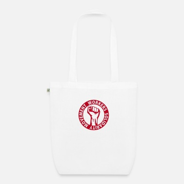 Résistance 1 colors - Workers Solidarity Movement - Working - Sac en tissu bio