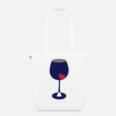 Glass glass - Organic Tote Bag