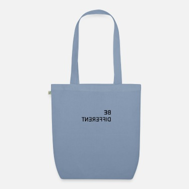 Be Different Be different - be different - Organic Tote Bag