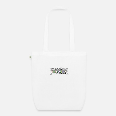 For Wind Energy Recycling - Organic Tote Bag