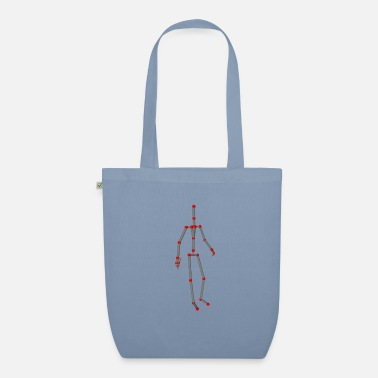 Motion Motion capture - Organic Tote Bag