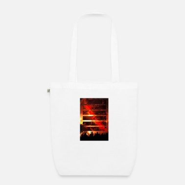Fire Fire in fire - Organic Tote Bag