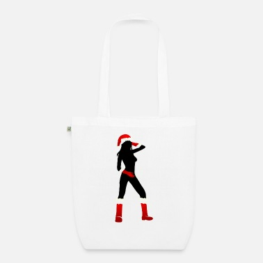 Christmas Angel Christmas Angel - Organic Tote Bag