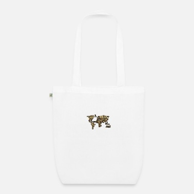 Continent continent - Organic Tote Bag