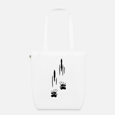 Scratch Scratches, Claws - Sac en tissu bio