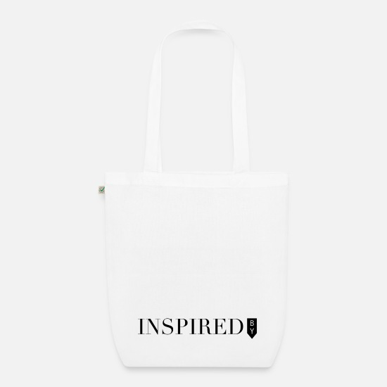 Gift Idea Bags & Backpacks - Inspired Inspiration Fashion Fashion - Organic Tote Bag white