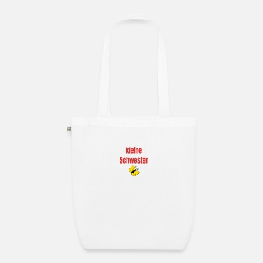 Little Sister little sister, big sister - Organic Tote Bag