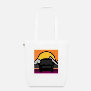 Birthday Present Road trip - Organic Tote Bag