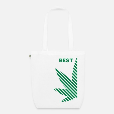 Stoner &amp BEST BUDS - Organic Tote Bag