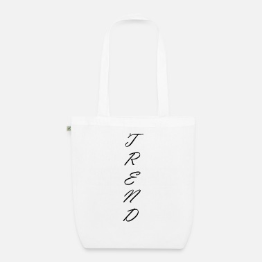 Trend trend - Organic Tote Bag