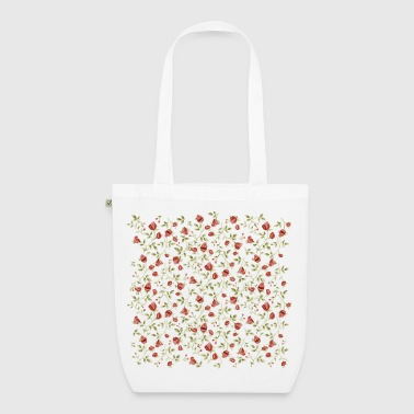 Blooming Lips - EarthPositive Tote Bag