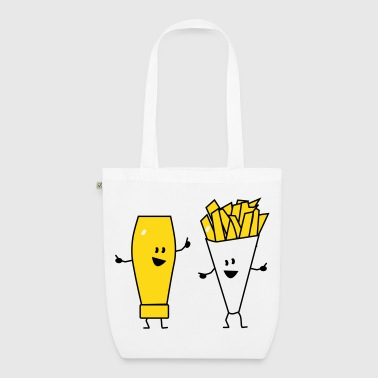 mayonnaise french fries - EarthPositive Tote Bag