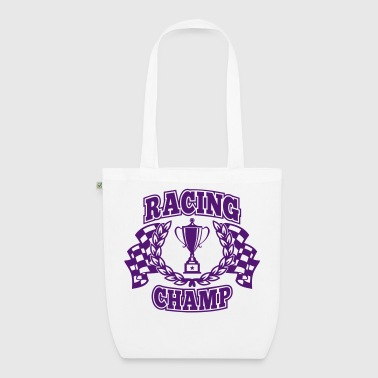 Racing Champ - EarthPositive Tote Bag