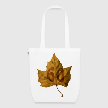 60th birthday - EarthPositive Tote Bag