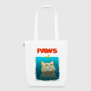 Paws! - EarthPositive Tote Bag