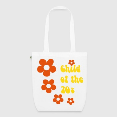 Child of the 70s - Borsa ecologica in tessuto