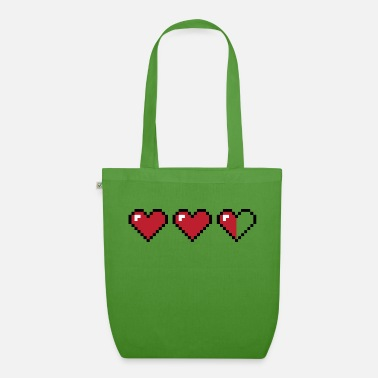 Hearts - Organic Tote Bag