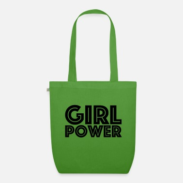 Girl Power - Sac en tissu bio