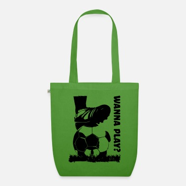 Danish Wanna Play Football - Organic Tote Bag