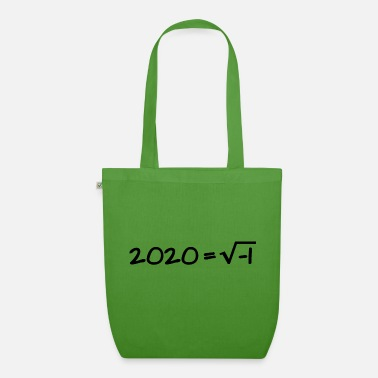 Pulling Roots 2020 is root -1 - Organic Tote Bag