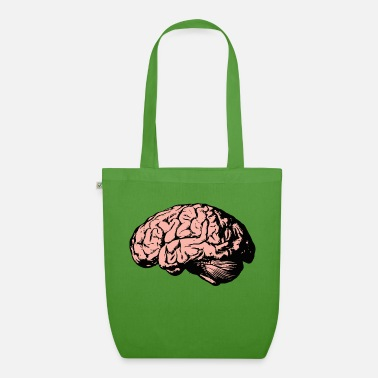 Anatomy Brain Brain, anatomy, drawing, medical - Organic Tote Bag