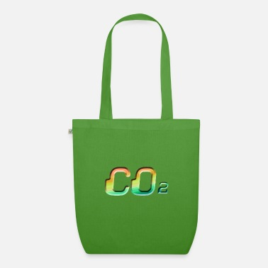 Co2 CO2 - Organic Tote Bag