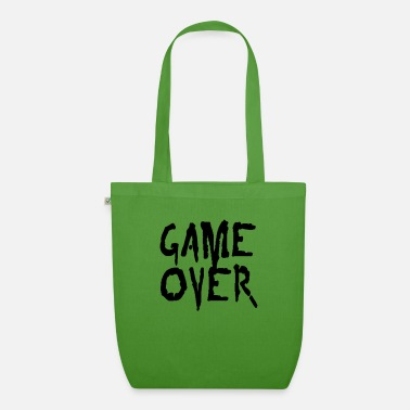 Gaming game over - Organic Tote Bag