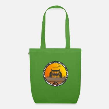 Jk Into the wild ... JK - Organic Tote Bag
