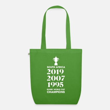 South South Africa Rugby World Cup Champions - Organic Tote Bag