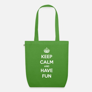 Having Fun Have fun / have fun / gift - Organic Tote Bag