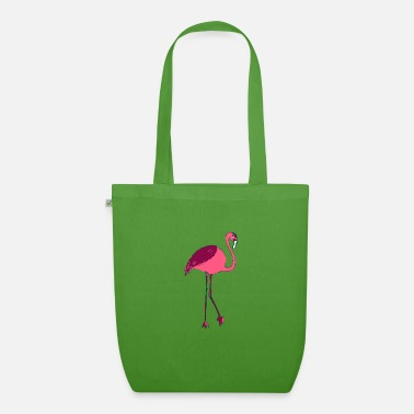 Bed flowers tropical 20 - Organic Tote Bag