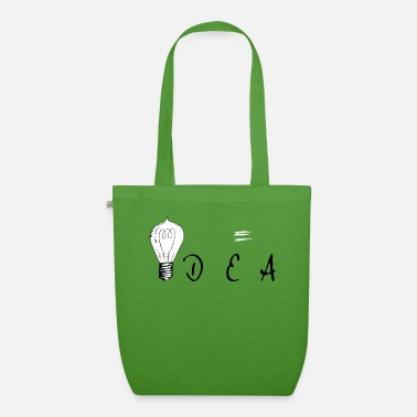 Idea Idea - idea - Organic Tote Bag
