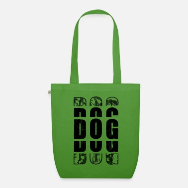 Funnier Dogs funnier saying - Organic Tote Bag