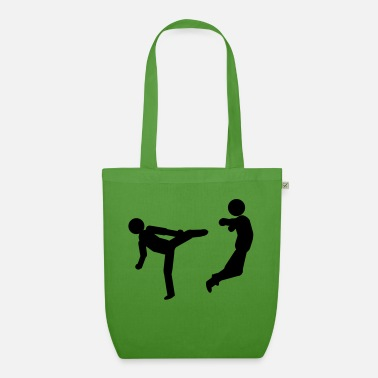Happy slapping - Organic Tote Bag