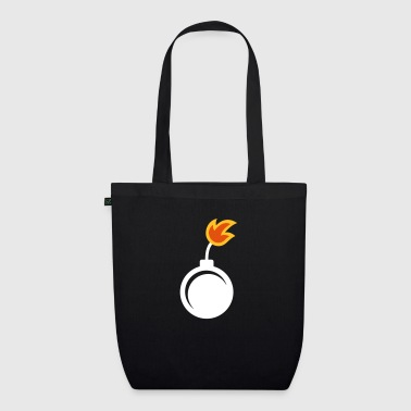 Bomb - EarthPositive Tote Bag