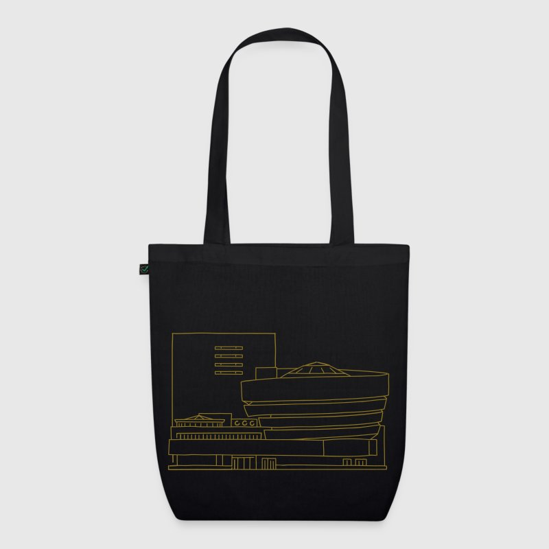Guggenheim Museum New York - EarthPositive Tote Bag