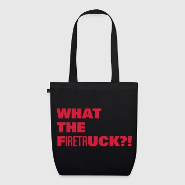 What the Fuck ? - EarthPositive Tote Bag