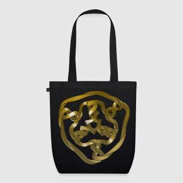 CELTIC KNOT - shield - Bio-Stoffbeutel