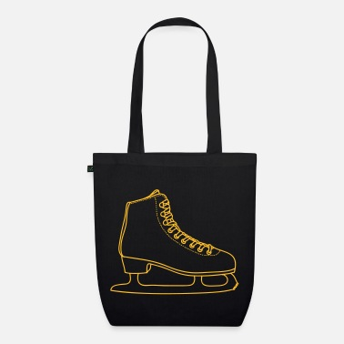 Figure Skating ICE-SKATE figure skating - EarthPositive Tote Bag
