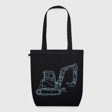 DIGGER - EarthPositive Tote Bag