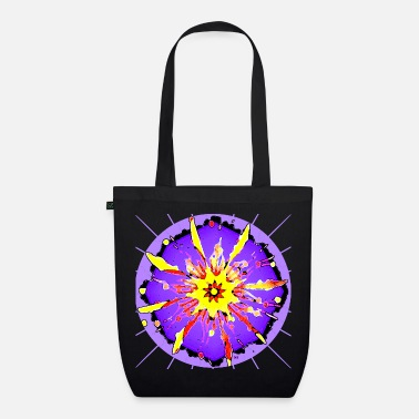 New Age Fusion new age star - EarthPositive Tote Bag