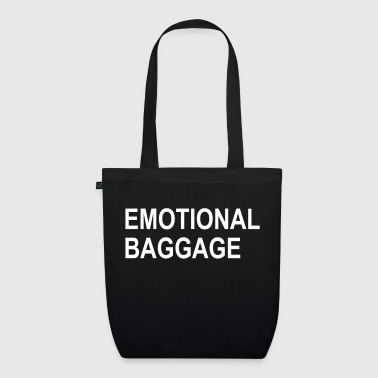 emotional baggage - Øko-stoftaske