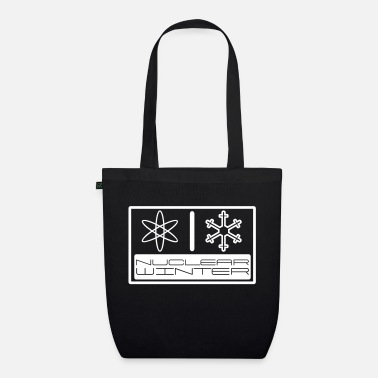 Nuclear Nuclear winter - Organic Tote Bag